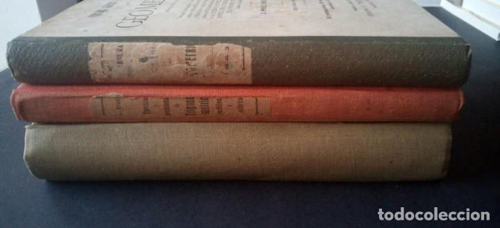 Lote 3 Libros Antiguos 1942