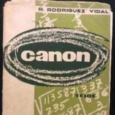 Second hand books - CANON segundo curso de matemáticas - R. Rodríguez Vidal - Teide - 162649542