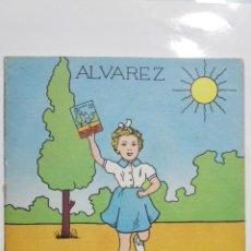 Libros de segunda mano: MI CARTILLA TERCERA PARTE, ALVAREZ, EDICIONES MIÑON, VALLADOLID. Lote 162977606