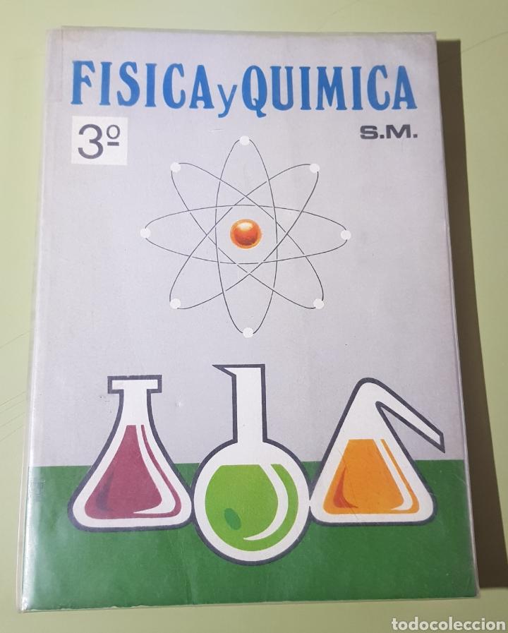 FISICA Y QUIMICA - 3 - SM - TDK50 (Libros de Segunda Mano - Libros de Texto )