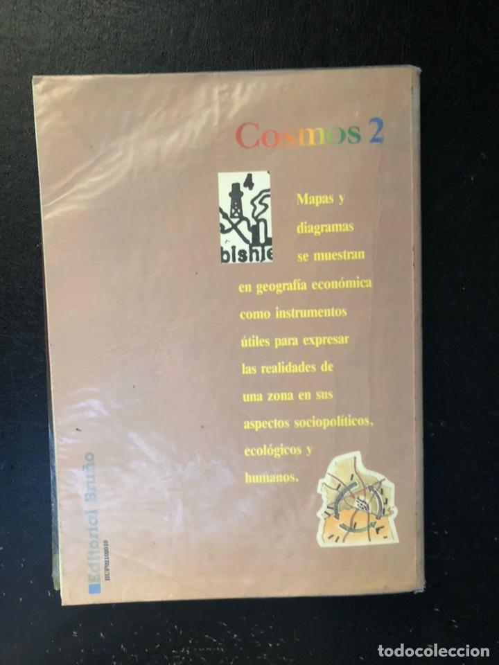 Libros de segunda mano: Libro Cosmos de geografía económica Segundo de BUP. 1989 - Foto 2 - 163564496
