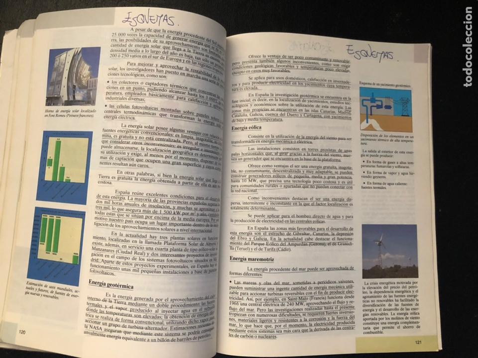 Libros de segunda mano: Libro Cosmos de geografía económica Segundo de BUP. 1989 - Foto 6 - 163564496