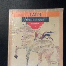 Libros de segunda mano: LIBRO DE TEXTO DE LATÍN SEGUNDO DE BUP. 1991. Lote 171191138