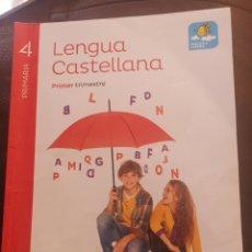 Libros de segunda mano: LIBRO LENGUA CASTELLANA. Lote 163588836