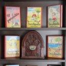 Libros de segunda mano: ENCICLOPEDIA ALVAREZ COMPLETA DESDE PARVULITO A INICIACIÓN PROFESIONAL Y TRES LIBROS MÁS DE LA ÉPOCA. Lote 164650550