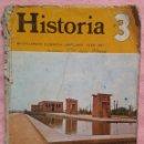 Libros de segunda mano: HISTORIA ANTIGUA Y MEDIA, UNIVERSAL Y DE ESPAÑA, 3, BACH. ELEMENTAL (EDELVIVES, 1971) // ARQUEOLOGÍA. Lote 165081318