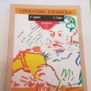Libros de segunda mano: LITERATURA ESPAÑOLA. 3 BACHILLERATO. ANAYA - TDK50. Lote 165264598