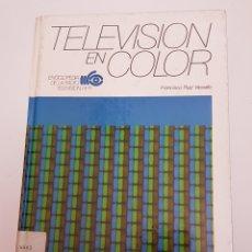Second hand books - TELEVISION EN COLOR RUIZ VASALLO CEAC - tdk67 - 165265458