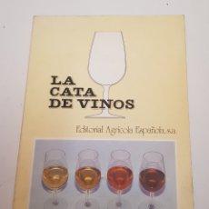 Second hand books - La cata de vinos. Editorial agrícola española - tdk67 - 165265918