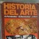 Libros de segunda mano: HISTORIA DEL ARTE. COU. A. FERNÁNDEZ; E. BARNECHEA; J. HARO. . Lote 165607262
