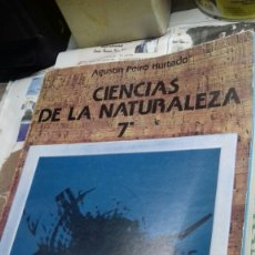 Second hand books - Ciencias de la naturaleza. 7 EGB Anaya - 166180021