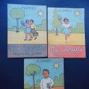 Libros de segunda mano: MI CARTILLA / SEGUNDA, TERCERA Y CUARTA PARTE / 1ª EDICION / ALVAREZ / MIÑON 1957 / SIN USAR /. Lote 166636370