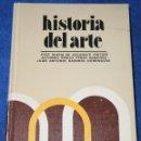 Libros de segunda mano: HISTORIA DEL ARTE - JOSE MARÍA DE AZCARATE - ANAYA. Lote 166792458