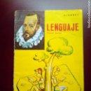 Libros de segunda mano: LENGUAJE TERCER CURSO ALVAREZ MIÑON. Lote 167737220