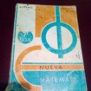 Libros de segunda mano: NUEVA MATEMATICA ALVAREZ MIÑON 7º EGB. Lote 167738874