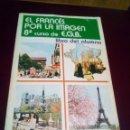 Libros de segunda mano: FRANCES POR LA IMAGEN AZARA 8º EGB. Lote 167739177