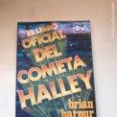 Libros de segunda mano: EL LIBRO OFICIAL DEL COMETA HALLEY. Lote 167773270