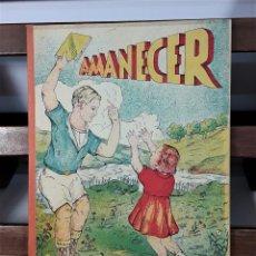 Libros de segunda mano: AMANECER 1ª PARTE. RICARDO MOLNER. EDIT. STUDIUM. BARCELONA.1941.. Lote 168053888
