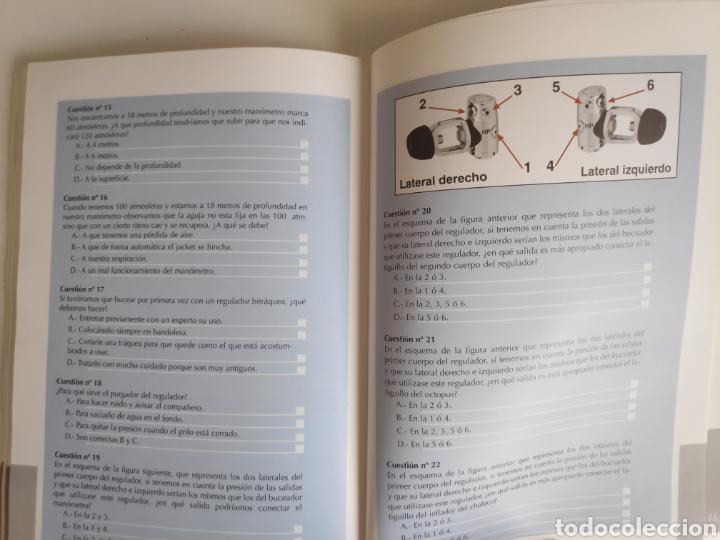 Libros de segunda mano: Libro. Manual de buceo B-1E. FEDAS - Foto 5 - 168083614