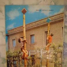 Libros de segunda mano: CUCAÑA 2 - LIBRO DE LECTURA. EGB. - AÑOS 70 - ED. EDELVIDES -CON ALGUNOS DEFECTOS. Lote 168267824