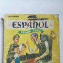 Libros de segunda mano: ESPAÑOL PRIMER CURSO SM 1966. Lote 168330369