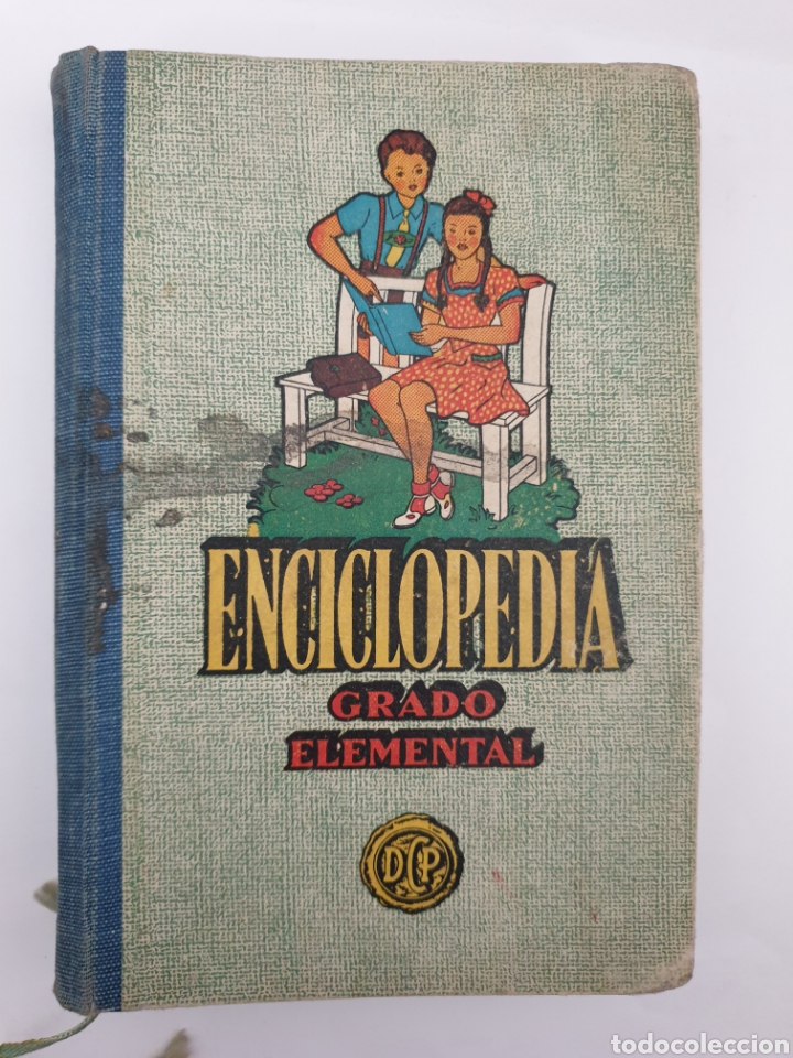 ENCICLOPEDIA. GRADO ELEMENTAL. DALMAU (Libros de Segunda Mano - Libros de Texto )