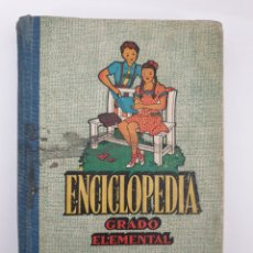 Libros de segunda mano: ENCICLOPEDIA. GRADO ELEMENTAL. DALMAU. Lote 168359610