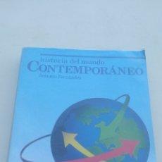 Libros de segunda mano: HISTORIA DEL MUNDO CONTEMPORANEO C.O.U. POR ANTONIO FERNANDEZ - EDITORIAL VICENS-VIVES - 1987. Lote 168854088