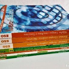 Libros de segunda mano: LOTE DE LIBROS DE TEXTO VARIOS. Lote 169085092