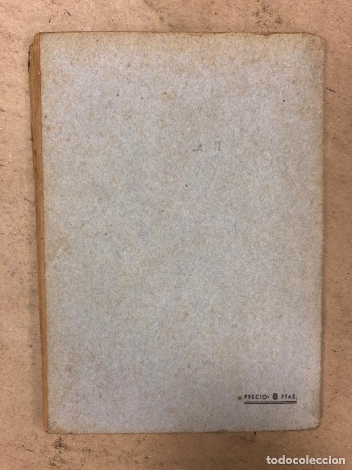 Libros de segunda mano: GEOGRAFÍA HISTÓRICA DE ESPAÑA, MARRUECOS Y COLONIAS. 5º BACHILLERATO. 1941. MANUEL TERAN Y GONZALO M - Foto 8 - 169108580