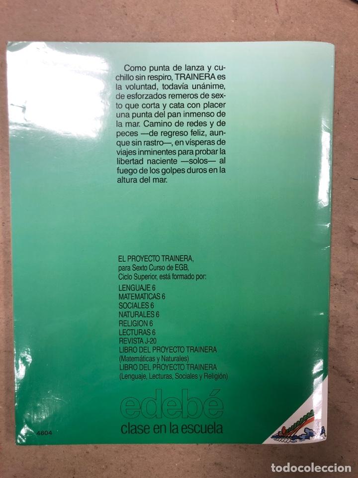 Libros de segunda mano: NATURALES 6º EGB Y 7º EGB. EDEBÉ (1988). 2 LIBROS. - Foto 8 - 169230982