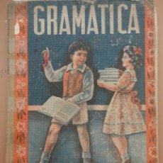 Libros de segunda mano: GRAMÁTICA GRADO PREPARATORIO - LUIS VIVES. Lote 169234140