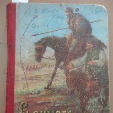 Libros de segunda mano: EL QUIJOTE EDICIÓN ESCOLAR - LUIS VIVES. Lote 169234320