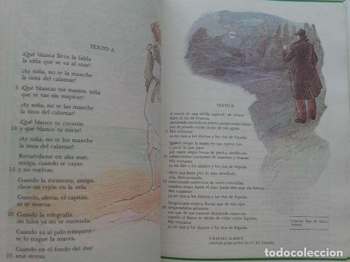 Libros de segunda mano: ANTOS - LECTURAS Y COMENTARIOS 8 - EQUIPO TROPOS - 8º EGB - ANAYA - 1985 - Foto 4 - 169463432