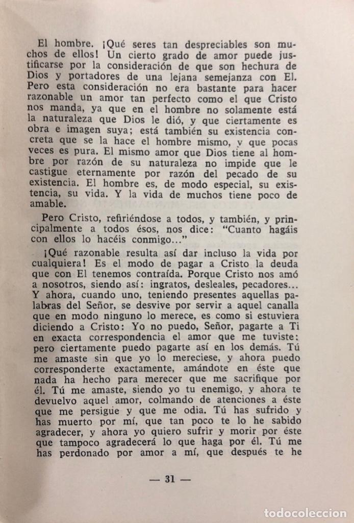 Libros de segunda mano: GUIONES PARA CIRCULOS DE ESTUDIO. AÑO 1º. TRIMESTRE 3º. PUBLICACIONES H.O.A.C. MADRID, 1964. - Foto 3 - 169548244