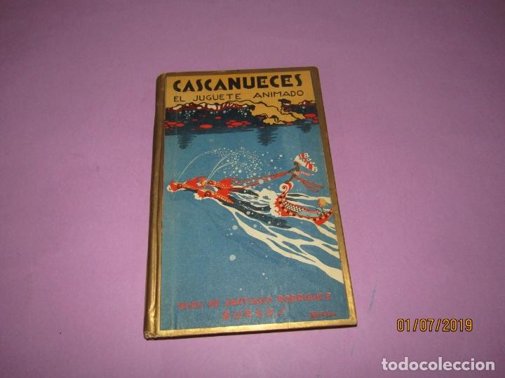 ANTIGUO CASCANUECES - EL JUGUETE ANIMADO DE HIJOS DE SANTIAGO RODRÍGUEZ - BURGOS - AÑO 1930-40S. (Libros de Segunda Mano - Libros de Texto )