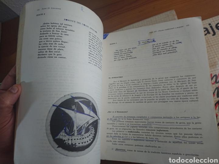 Libros de segunda mano: Lenguaje Editorial Teide 3° 4° 6° y 7° EGB - Foto 6 - 170187377