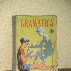 Libros de segunda mano: LIBRO GRAMATICA DE SEGUNDO GRADO.. Lote 170391132