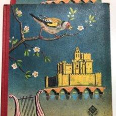 Libros de segunda mano: EDELVIVES. LECTURAS GRADUADAS. LIBRO SEGUNDO. 1963. Lote 210811580
