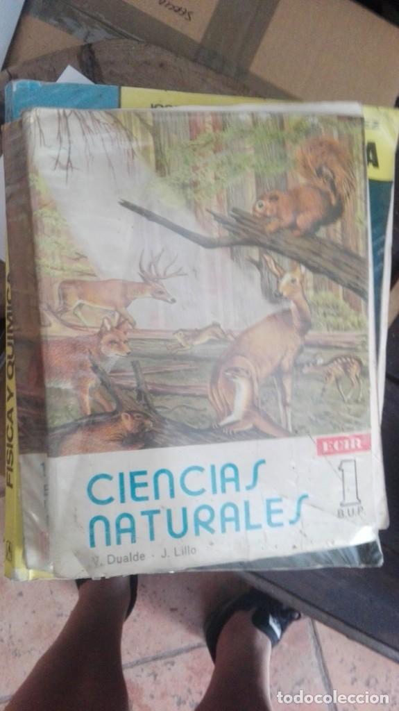 CIENCIAS NATURALES.1 BUP.ECIR (Libros de Segunda Mano - Libros de Texto )