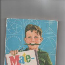Libros de segunda mano: MATEMÁTICAS. 3º.. Lote 171420792