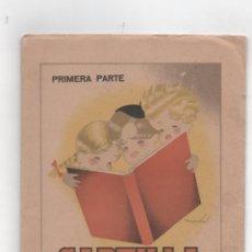 Libros de segunda mano: CARTILLA DEL NIÑO ESPAÑOL.LEONARDO DEL ROSAL.. Lote 171421117