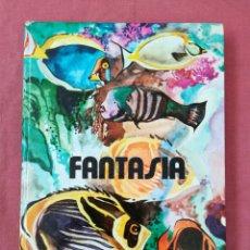 Libros de segunda mano: LIBRO LECTURAS FANTASIA - 3° EGB - 1974 - EDICIONES SM. Lote 171653238