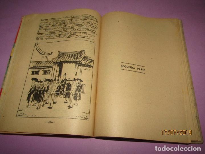 Libros de segunda mano: Antiguo Libro de Escuela TIERRAS Y PUEBLOS de Alberto Montana y Editorial Miguel A. Salvatella -1958 - Foto 3 - 172009830