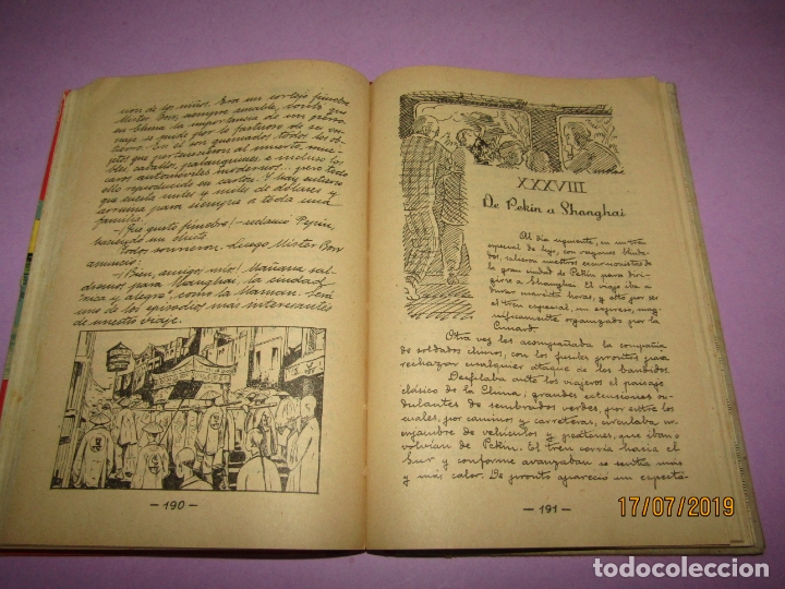 Libros de segunda mano: Antiguo Libro de Escuela TIERRAS Y PUEBLOS de Alberto Montana y Editorial Miguel A. Salvatella -1958 - Foto 5 - 172009830
