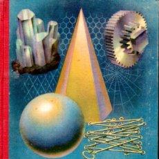 Libros de segunda mano: EDELVIVES : GEOMETRÍA SEGUNDO GRADO (1957). Lote 172226777