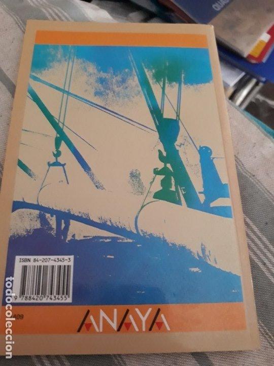 Libros de segunda mano: ejercicios y problemas Fisica y Quimica 3 bachillerato Anaya. - Foto 2 - 172605627