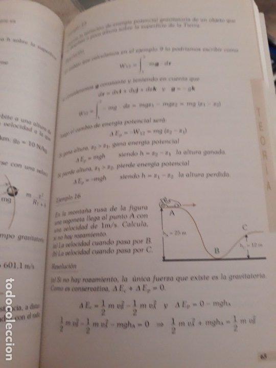 Libros de segunda mano: ejercicios y problemas Fisica y Quimica 3 bachillerato Anaya. - Foto 4 - 172605627