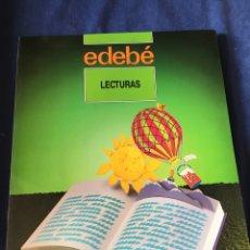 Libros de segunda mano: LIBRO EGB LECTURAS. Lote 173047115