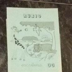 Livros em segunda mão: CALIGRAFIA RUBIO. LOTE DE 8 CUADERNOS EN ORDEN CONSECUTIVO DE LA 03 A LA 010. AÑOS 80. A ESTRENAR. Lote 173418625